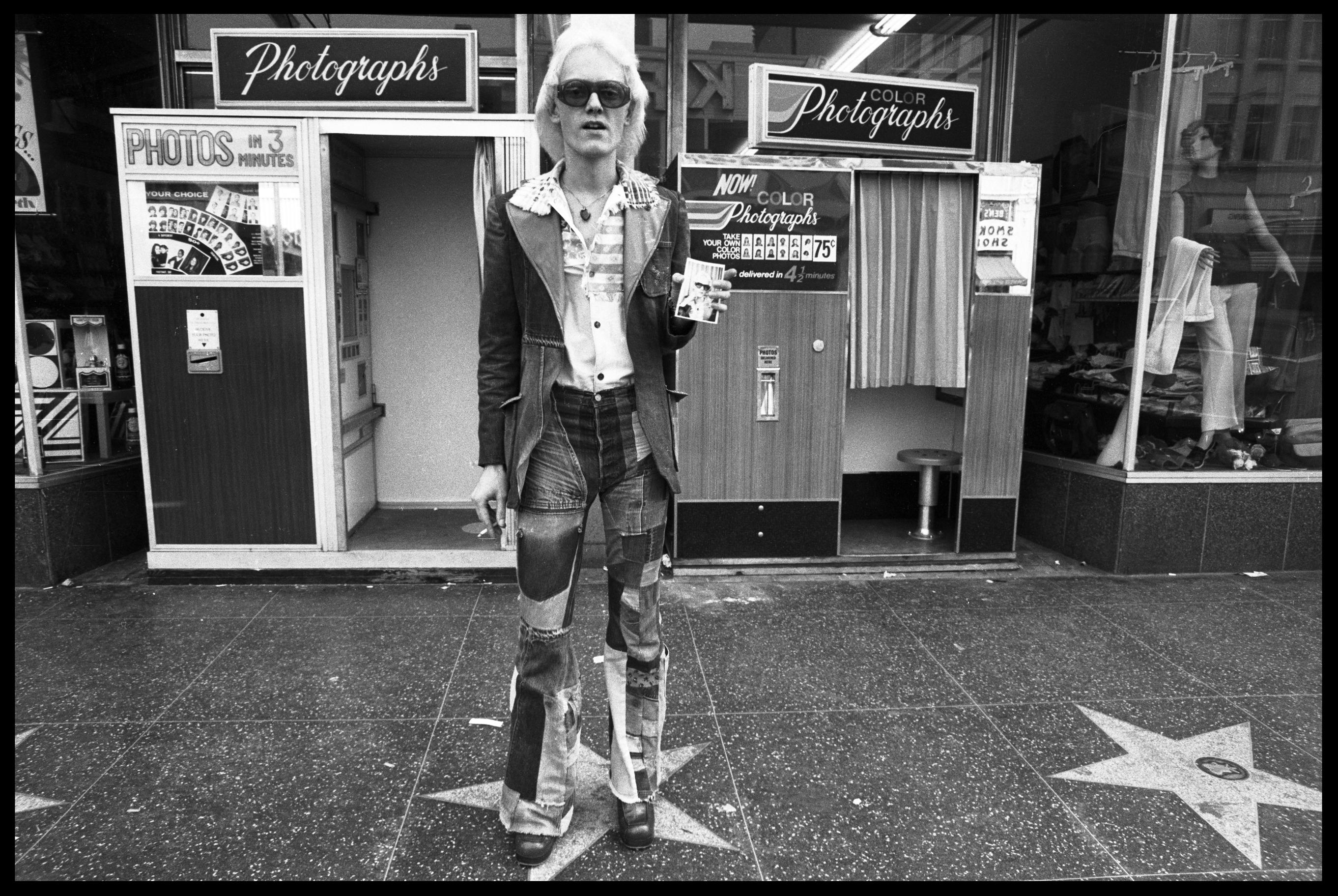 Hollywood Boulevard The 70s