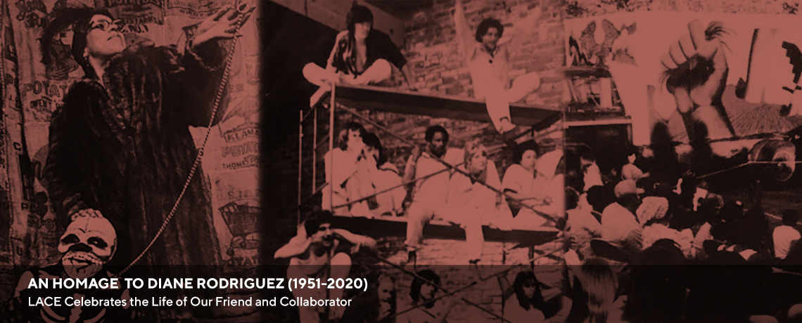 An Homage to Diane Rodriguez