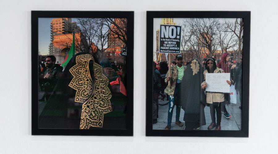 Documentation of the Exhibition, SOUND OFF: Silence + Resistance