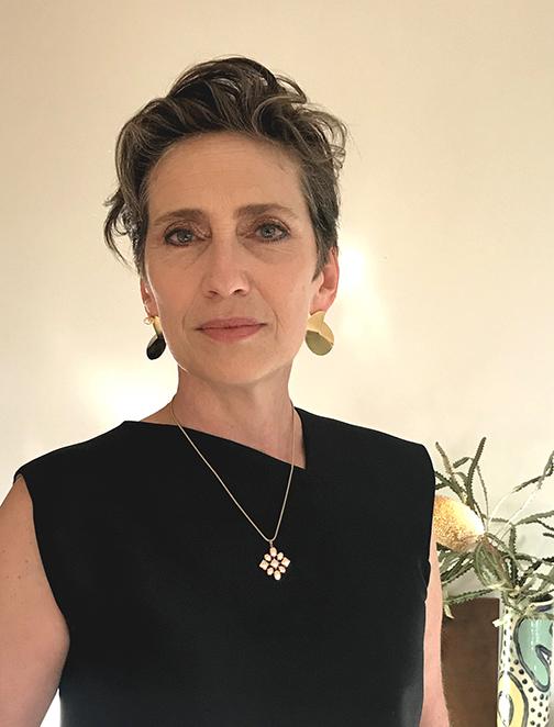 Board member Jessica Fleischmann