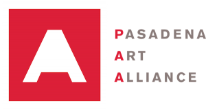 logo for the Pasadena Art Alliance