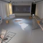 "Documentation of the exhibition ""Intergalactix: against isolation/contra el aislamiento"""