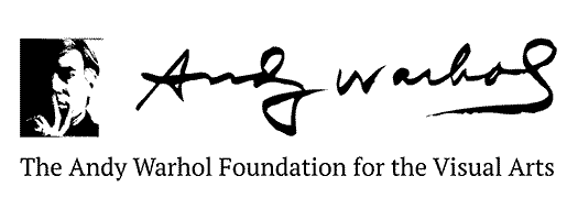 Logo for the Andy Warhol Foundation for the Arts