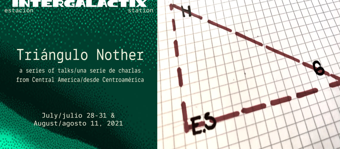 Triángulo Nother (Nother Triangle)   a series of talks